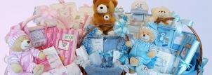 Добро пожаловать в интернет-магазин подарочных корзин для новорожденных BabyBaskets.ru
